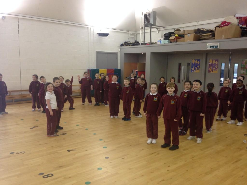 Irish dancing 1