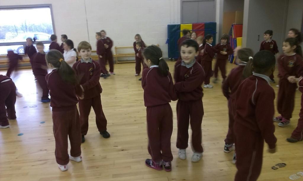 Irish dancing 2