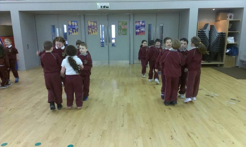 Irish dancing 3