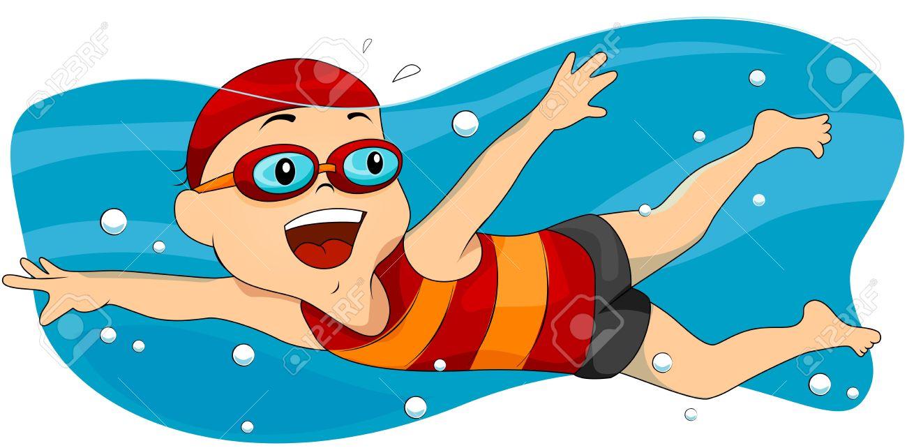 swimming clipart | Robertstown National School